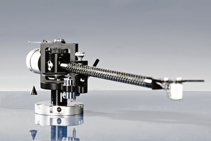 Da Vinci Audio Nobile Tonearm detail